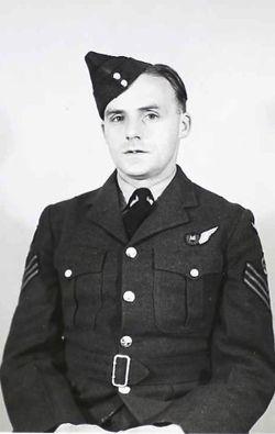 Flying Officer Ernest Sowerby