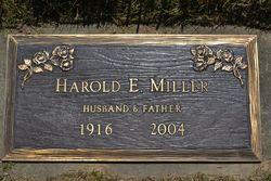 Harold E Miller