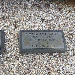 Edward Azel Batten