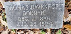 Thomas Davenport Bonner