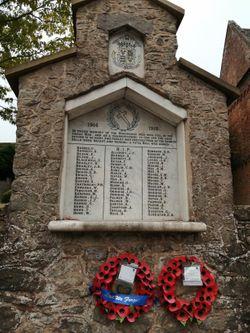 Diseworth St Michael & All Angles Churchyard