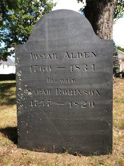 Josiah Alden