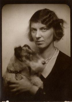 Gertrud Bertha <I>Kolisch</I> Schoenberg