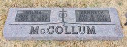 Kenneth Stacy McCollum