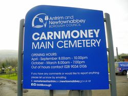 Carnmoney Cemetery Main