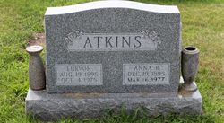 Anna Rosena <I>Roudenbush</I> Atkins