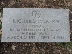Richard Iverson