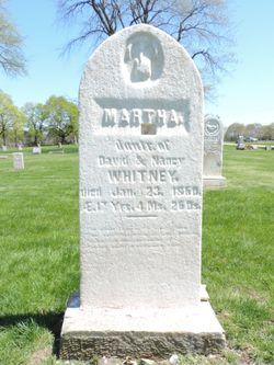 Martha E. Whitney