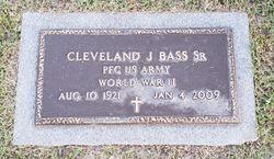 Cleveland J Bass Sr.