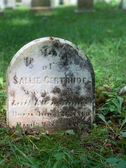 Sallie Gertrude James