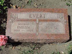 Evelyn <I>Rutkowski</I> Evert