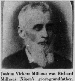 Joshua Vickers Milhous