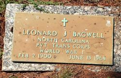 Leonard Jesse Bagwell