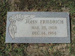 John Friedrich