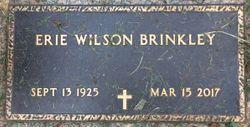 Erie Wilson Brinkley