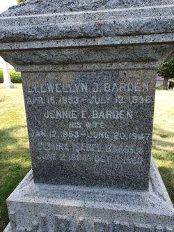 Llewellyn James Barden