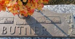 Virginia Mae <I>Tiller</I> Butner