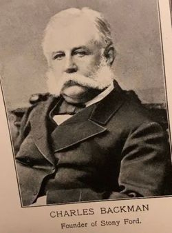 Charles Backman