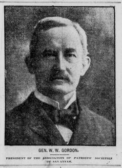 William Washington Gordon Jr.