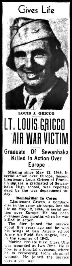 Louis John Gricco