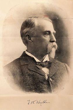 Thomas Worcester Hyde