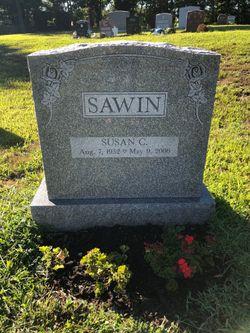 Susan C. <I>Haughney</I> Sawin