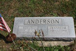 Jessie M. Anderson