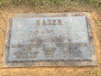 Robert Merritt Baker Jr.