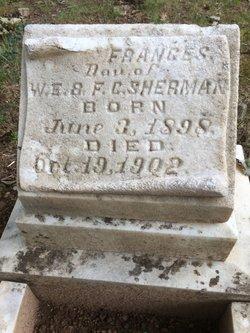 Frances Sherman