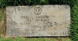 Obel Leander Anderson