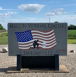 Missouri Veterans Cemetery at Jacksonville