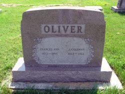 John Coleman Oliver