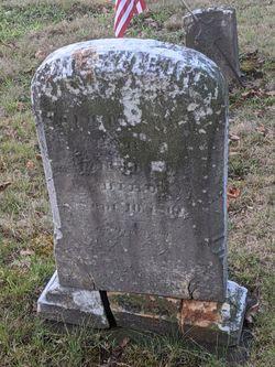 Pvt James William Burr