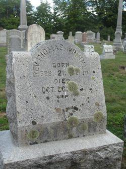 Rev Thomas Wrinkle