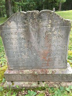 Anna S. <I>Herndon</I> Vinson