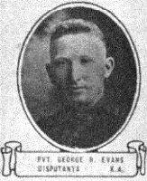 CORP George R. Evans