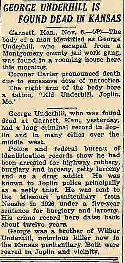 George F. Underhill