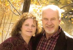 Katherine Merritt Herrington and Dale Herrington