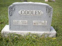 Daniel Boone Cooley