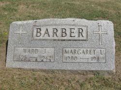 Margaret L <I>Weiler</I> Barber