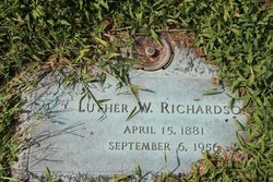 Luther W Richardson