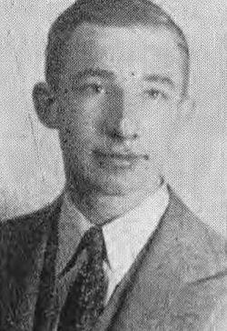 PFC Edward Harold Alfred