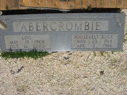 "Roosevelt ""Buck"" Abercrombie"