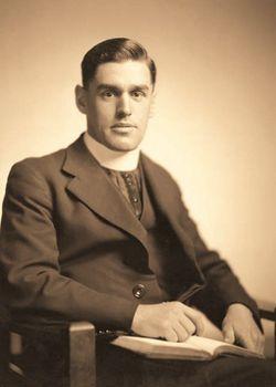 "Rev Francis Vernon ""Frank"" Douglas"