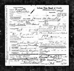James Monroe Handley