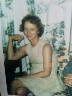 Betty Jane <I>Wightman</I> Vaughn