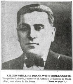 Pasqualino LoLordo (1887-1929) - Find A Grave Memorial