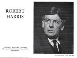 Robert Louis A. Harris