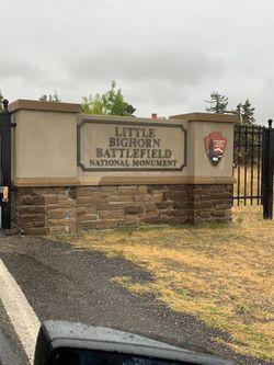 Little Bighorn Memorial Site