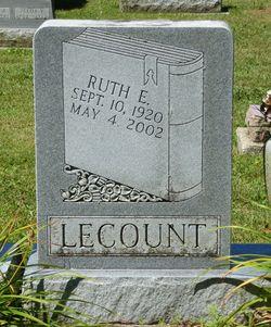 Ruth Eloise <I>Mallery</I> LeCount
